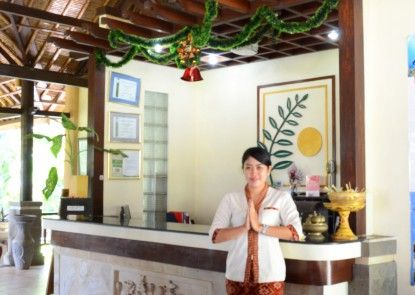 Medewi Bay Retreat Lobby