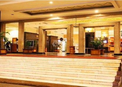 Mega Anggrek Hotel Penerima Tamu