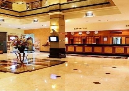 Mega Anggrek Hotel Lobby