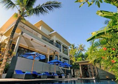 Melasa House Boutique B & B ( Bed & Breakfast) Kolam Renang