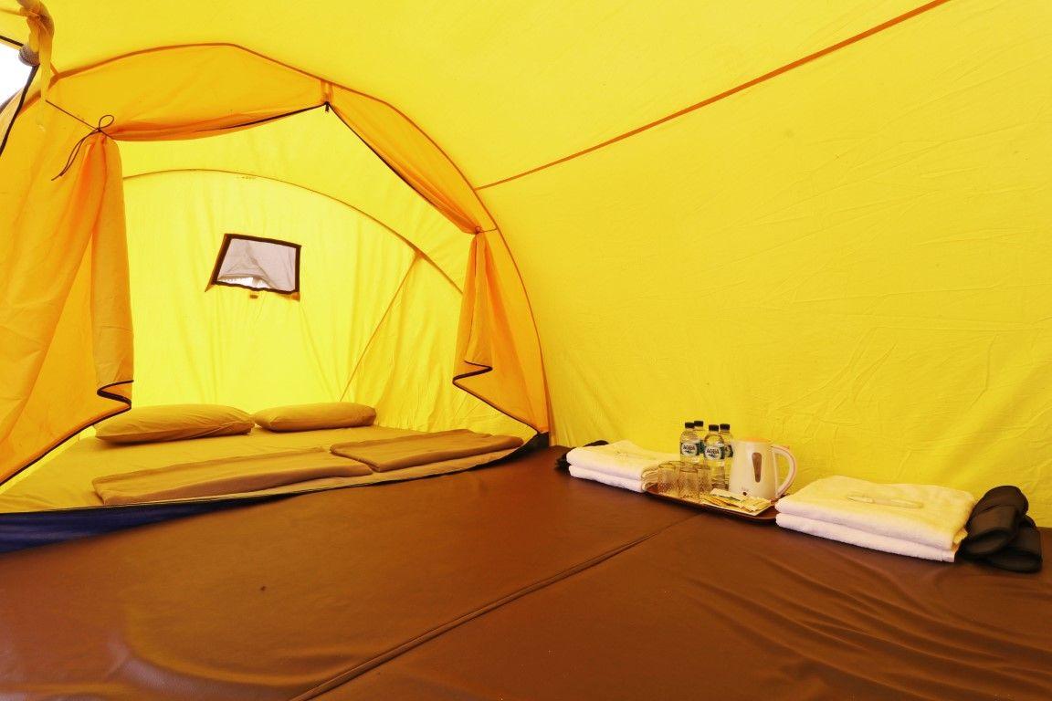 Meloh Cafe & Tents, Bandung