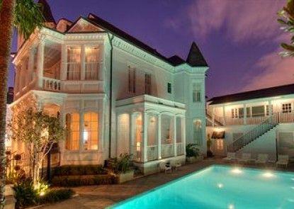 Melrose Mansion Teras