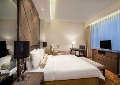 Menara Peninsula Hotel Kamar Tamu