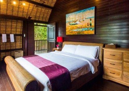 Meno Mojo Beach Resort Ruangan Suite