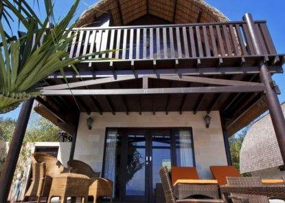 Meno Mojo Beach Resort Ruang Makan