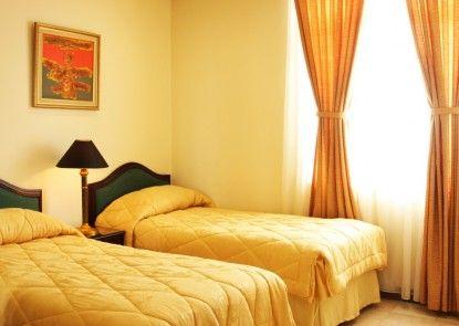 Menteng Prada Apartement Kamar Tamu