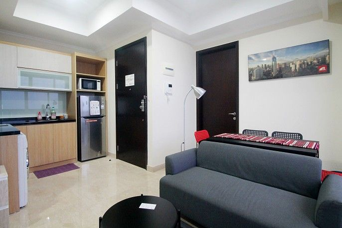 Menteng Park Apartment by Mediapura, Central Jakarta