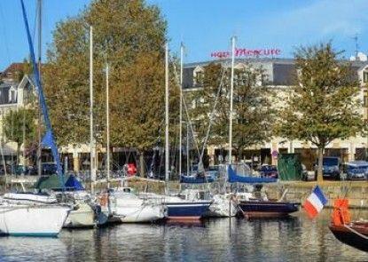 Mercure Caen Centre Port de Plaisance