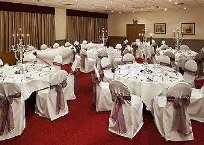 Mercure Maidstone Great Danes Hotel Teras