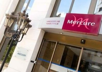 Mercure Paris Gobelins Place d\'Italie