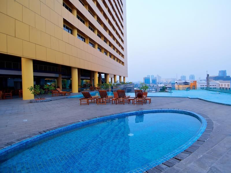 Merlynn Park Hotel, Jakarta Pusat
