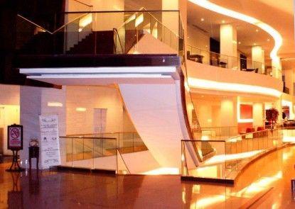 Merlynn Park Hotel Interior