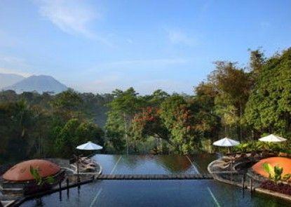 MesaStila Resort and Spa Teras