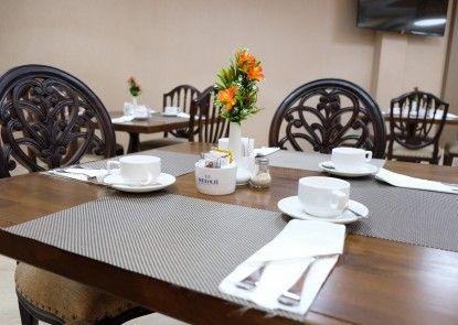 Mexolie Hotel Ruang Makan