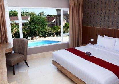 Mexolie Hotel Kamar Tamu