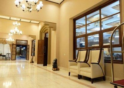 Mexolie Hotel Lobby