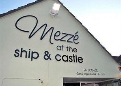 Mezze at The Ship & Castle