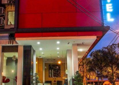 M Hotel Jakarta Eksterior