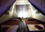 Pesan Kamar Tenda Standar (standard Fabric Room) di Micky Monkey Beach