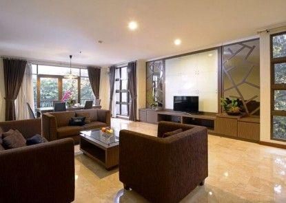 Midtown Residence Simatupang Jakarta Teras