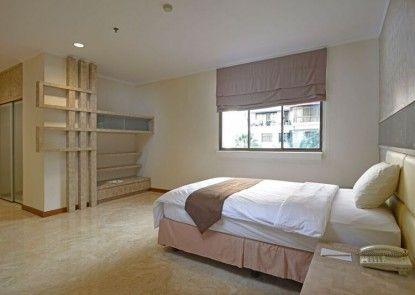 Midtown Residence Simatupang Jakarta Kamar Tamu