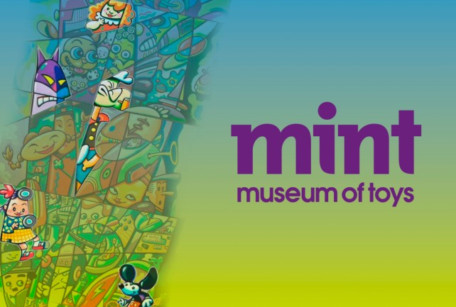 MINT Museum of Toys Admission Ticket