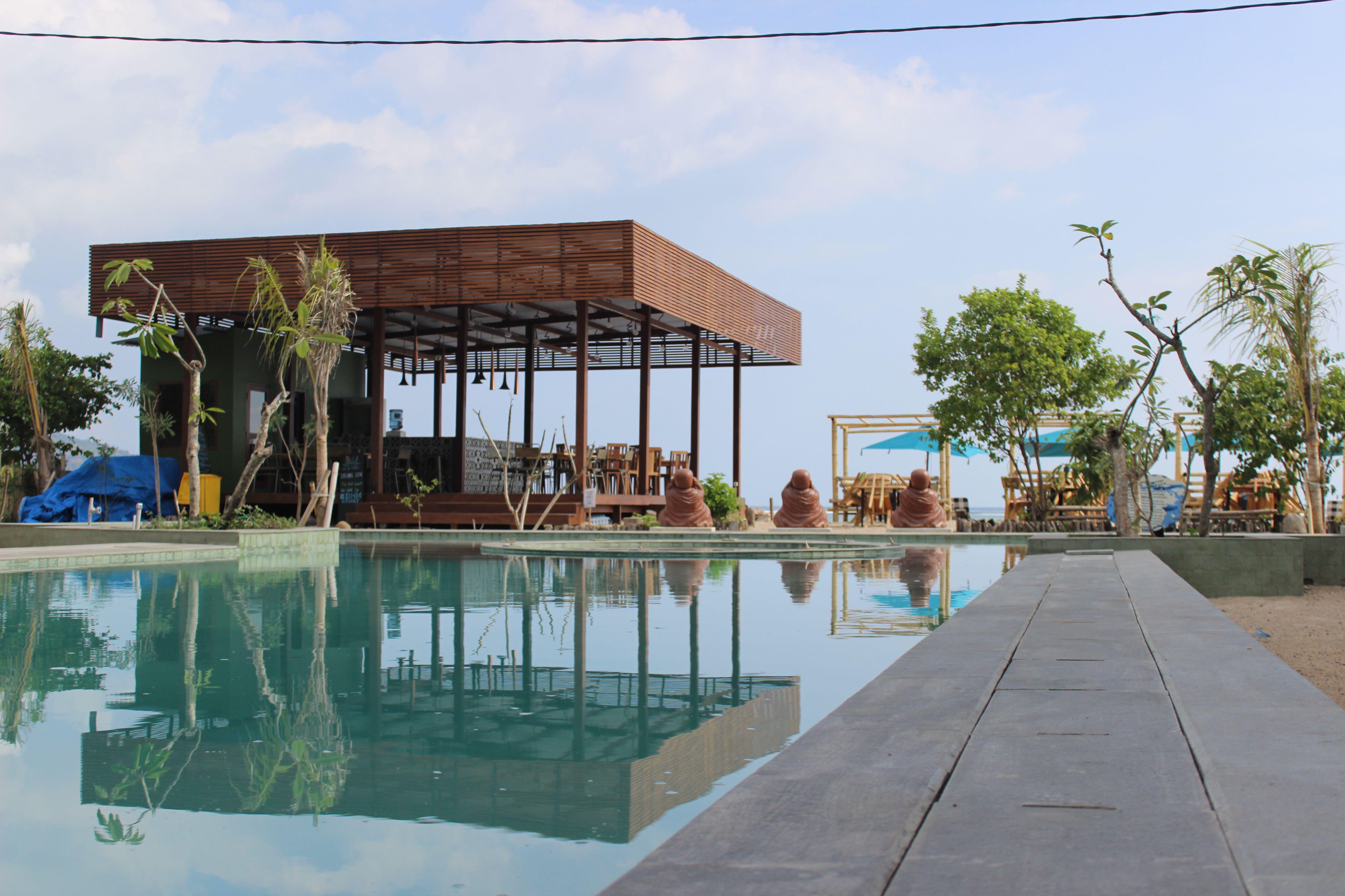 Mola Mola Resort Gili Air - Lombok. DHM Resort,Gili Air