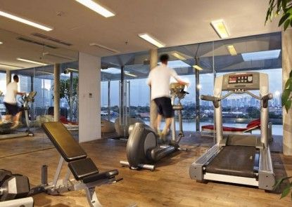 Morrissey Hotel Residences Jakarta Ruangan Fitness