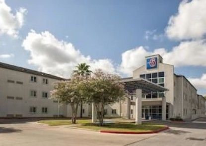 Motel 6 Brownsville Teras