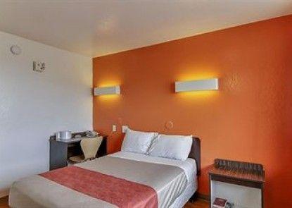 Motel 6 Buellton - Solvang Area Teras