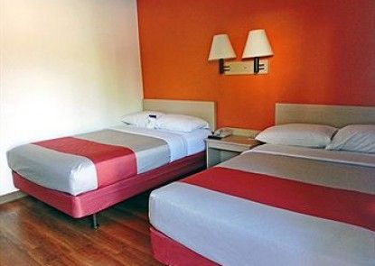 Motel 6 Los Angeles - Sylmar Teras