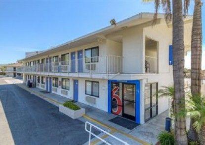 Motel 6 San Ysidro - San Diego / Border Teras