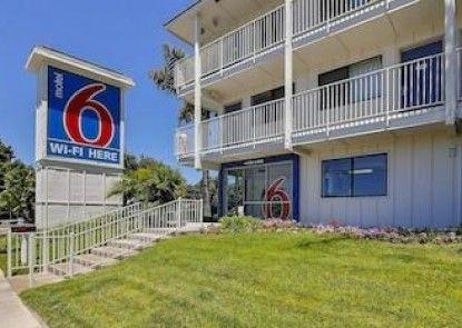 Motel 6 Santa Barbara - Carpinteria North Teras