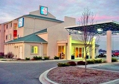 Motel 6 Tallahassee West Teras
