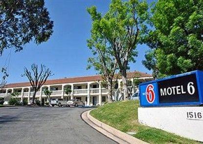 Motel 6 Thousand Oaks South Teras