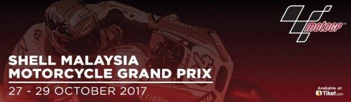 harga tiket MOTOGP SEPANG MALAYSIA 2017