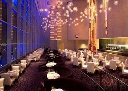 MotorCity Casino Hotel Teras