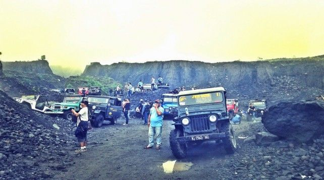 Mount Merapi Jeep Tour