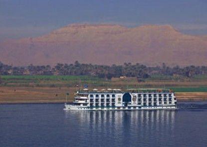 MS Sonesta Moon Goddess,Luxor-Luxor 7 Night Cruise Sat-Sat