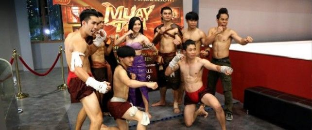 Muay Thai Live Show - Admission Only (Asia Markets Except Japan and Korea)