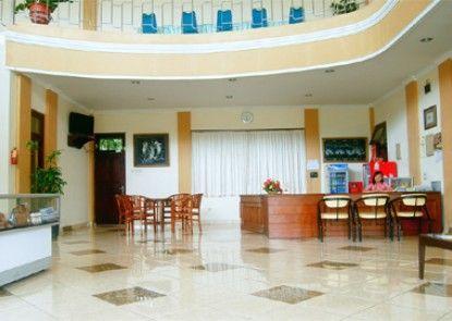 Museum Batik Hotel Penerima Tamu