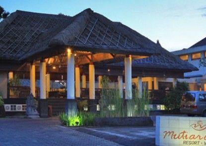 Mutiara Bali Resort Villa Pintu Masuk