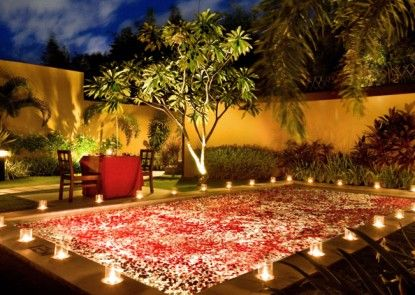 Mutiara Bali Resort Villa Layanan Private Dining