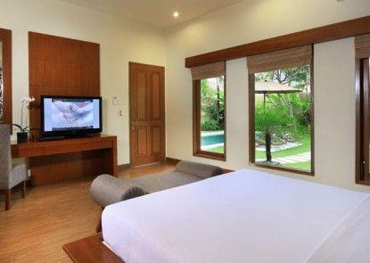 Mutiara Bali Resort Villa Kamar Tamu