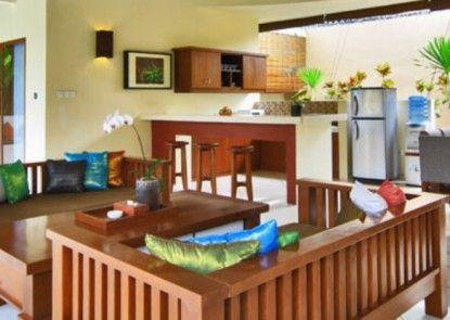 Mutiara Bali Resort Villa Ruang Tamu