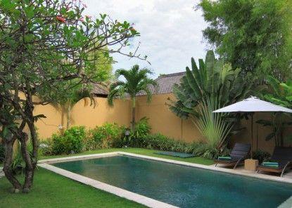 Mutiara Bali Resort Villa Kolam Renang Pribadi