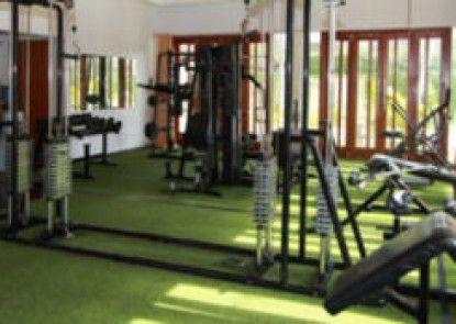 Mutiara Hotel Cilacap Ruangan Fitness