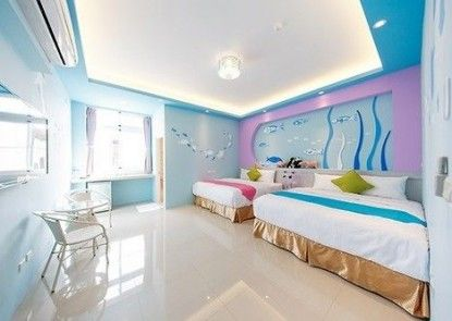 Mu Yu Garden Bed and Breakfast