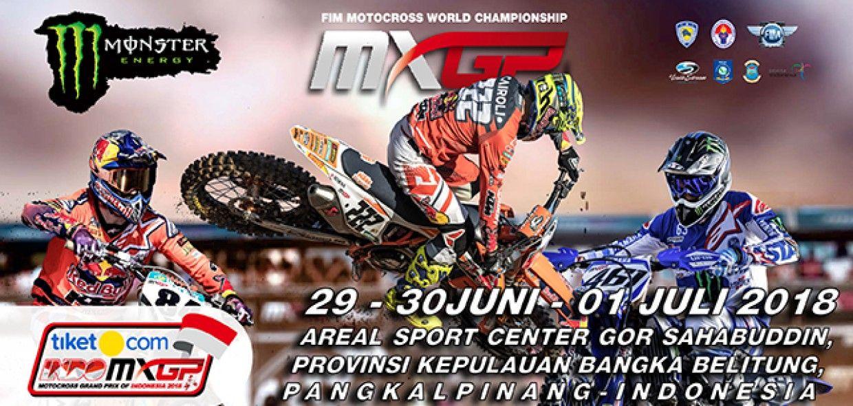 MXGP INDONESIA 2018 - PANGKALPINANG