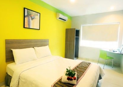 Myhotel Jakarta Kamar Tamu